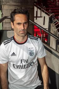 Benfica: equipamento alternativo para 2018/19
