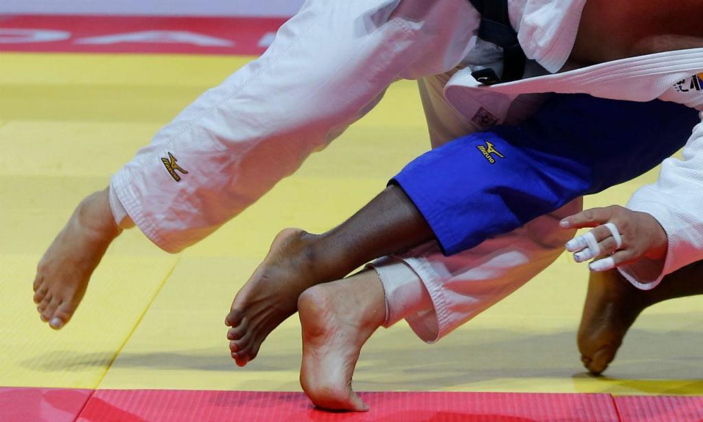 Genérica Judo (Reuters)