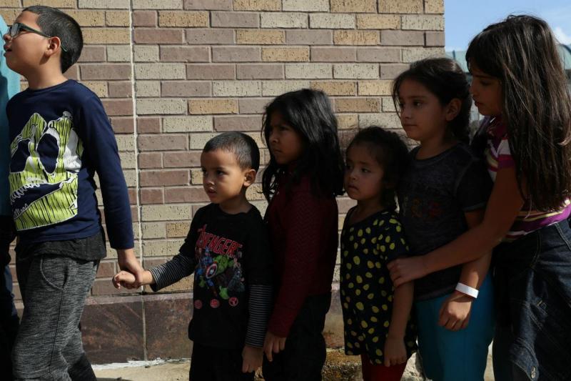 Crianças imigrantes sem documentos - Texas/Estados Unidos