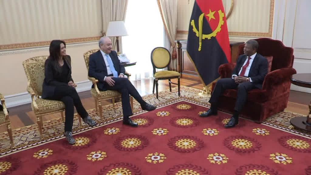 Rio acha que corrente é favorável entre Portugal e Angola