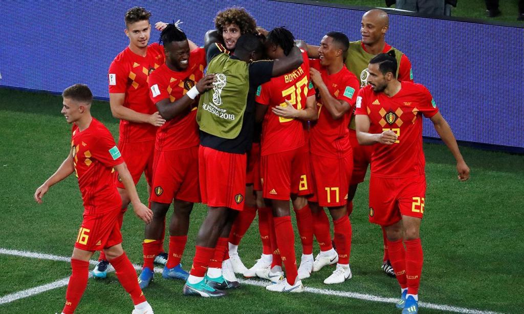 Inglaterra-Bélgica