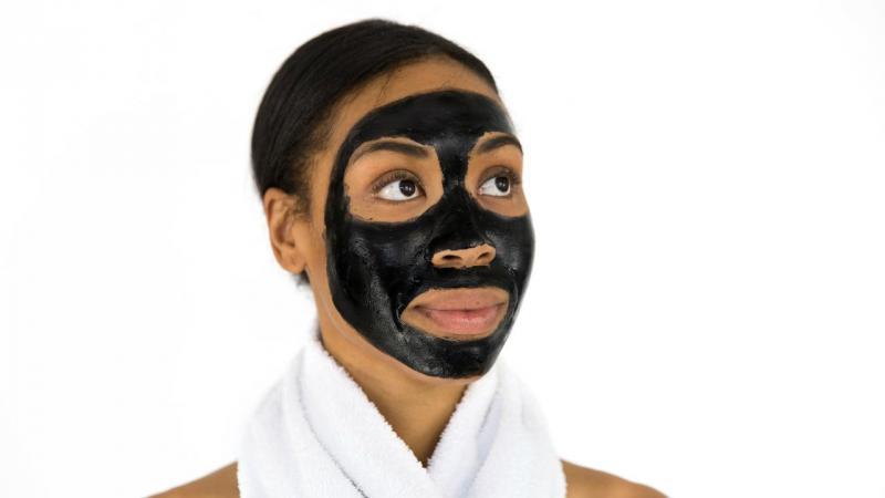 Máscara de pele