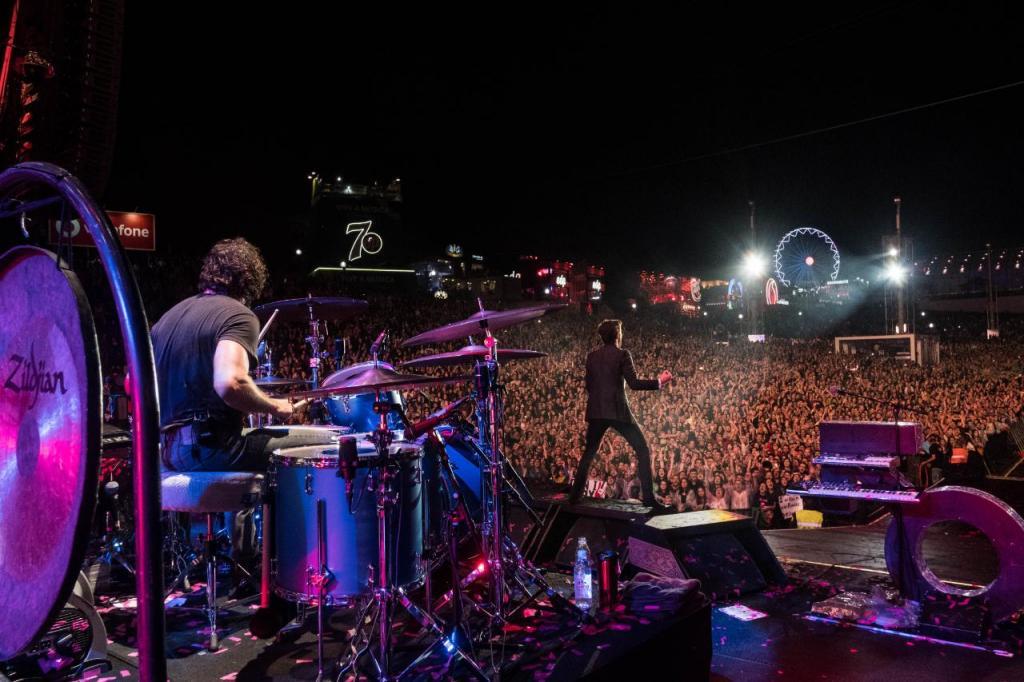 The Killers são os cabeças-de-cartaz do 3º dia do Rock in Rio Lisboa