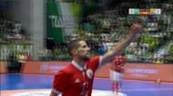 Futsal: Raúl Campos inaugura marcador no João Rocha