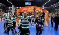 Futsal: Sporting vence Benfica na «negra»
