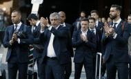 Seleção: a chegada a Portugal