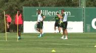 Sporting: 30 jogadores e forte dispositivo de segurança em Alcochete