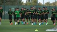 Sporting: segurança reforçada no dia do regresso do Alcochete