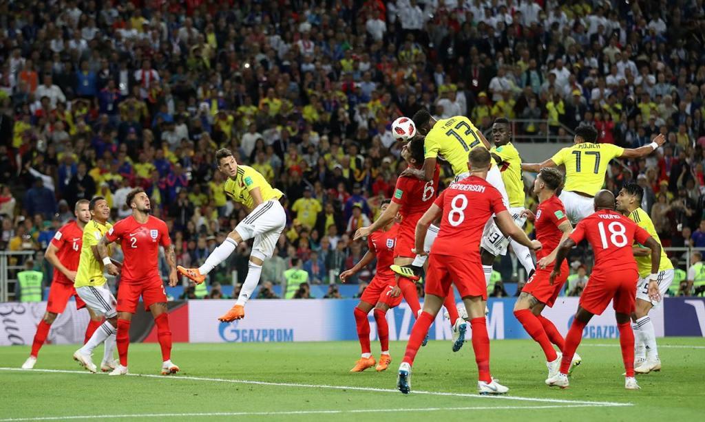 Colômbia-Inglaterra