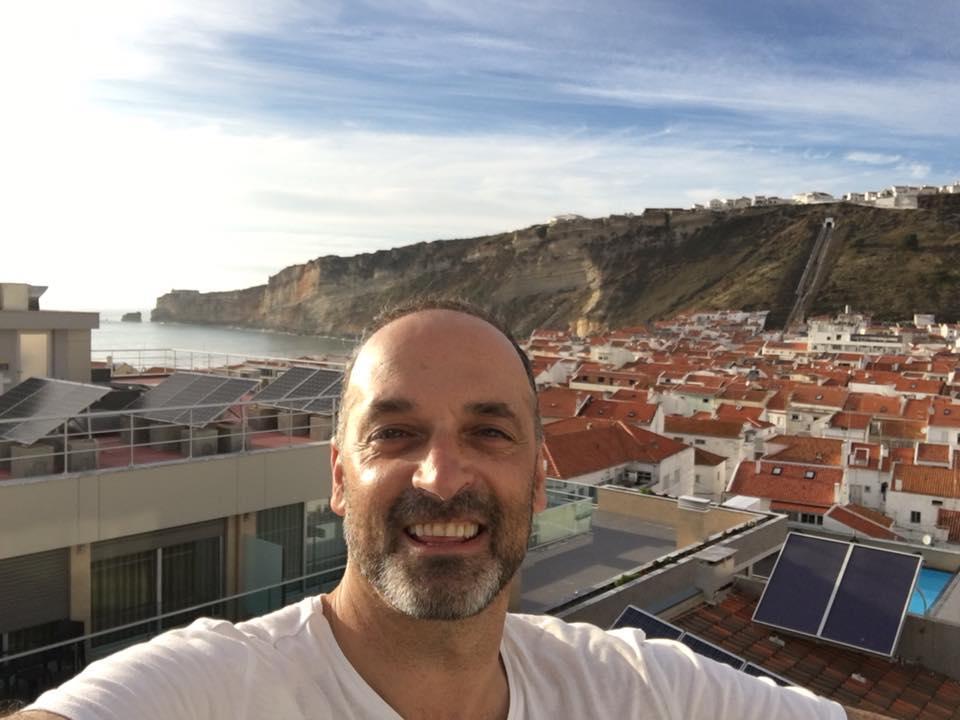 Heitor Lourenço na Selfie