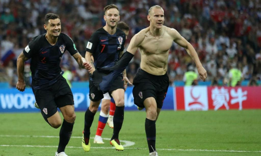 Rússia-Croácia (Reuters)