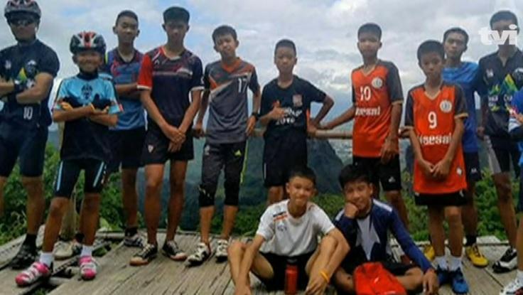 Quem são os 12 jovens presos na gruta da Tailândia?