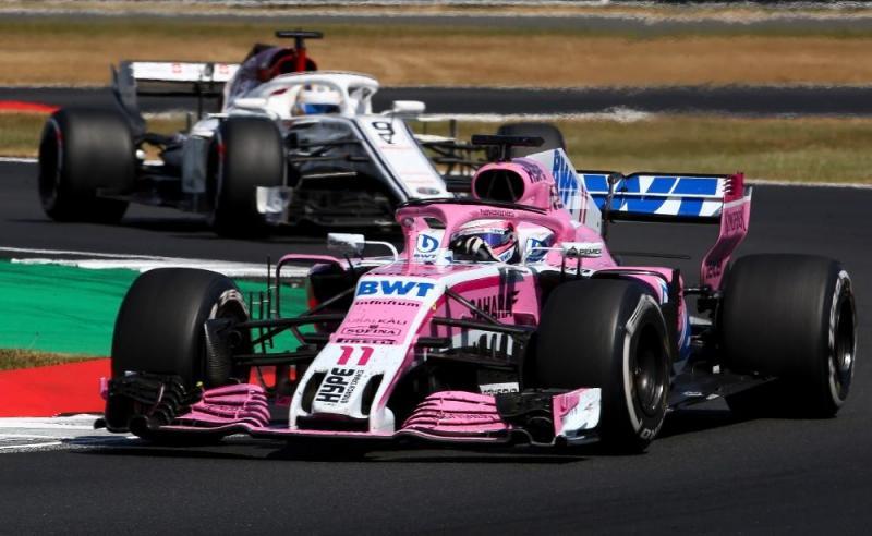 Sergio Perez 12.º - 23 pontos (Lusa)