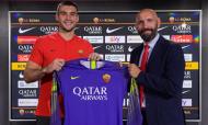 Daniel Fuzato (Fonte: AS Roma)