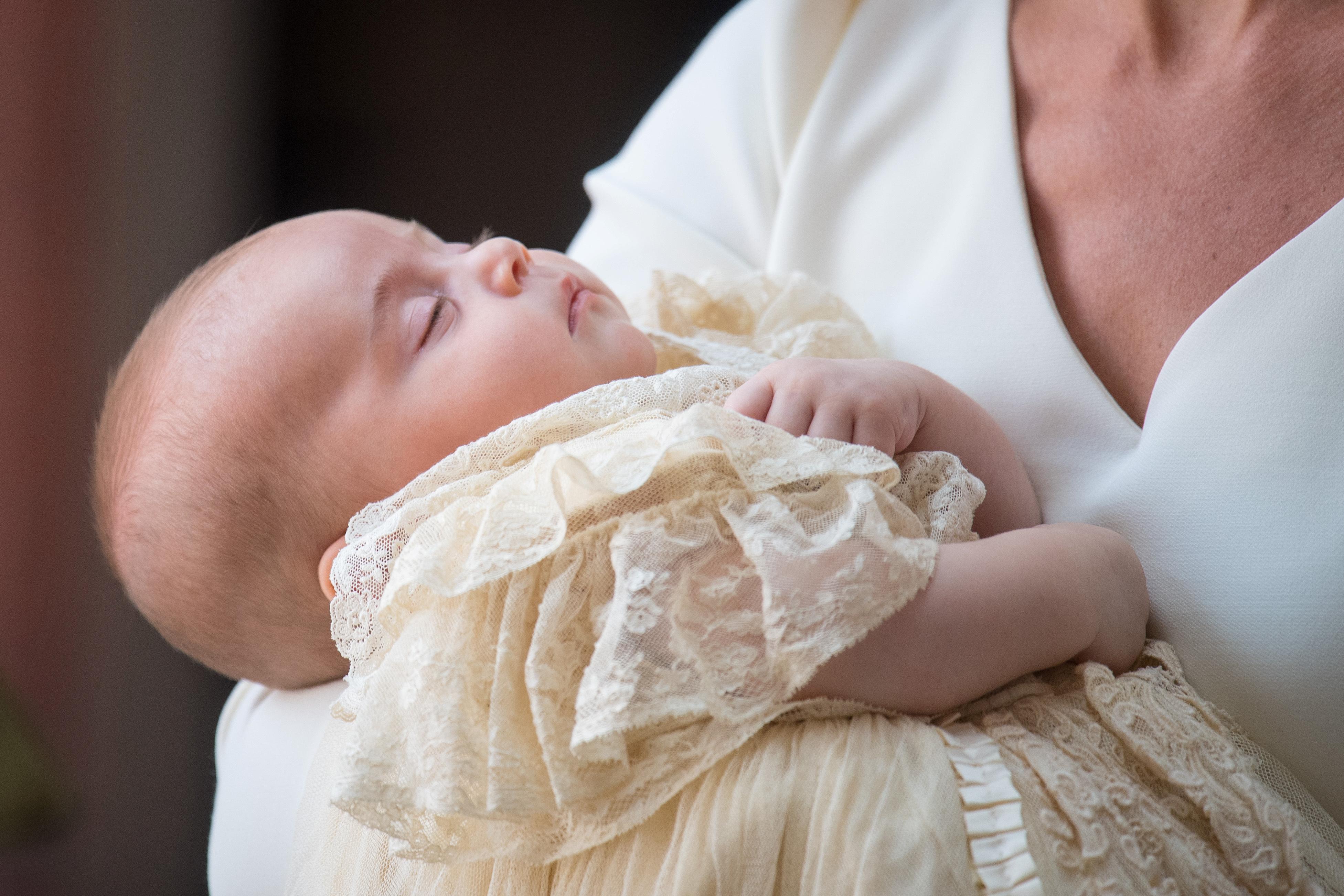 Batizado do príncipe Louis
