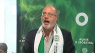 Sporting: Varandas apresenta Rogério Alves para a Mesa da AG