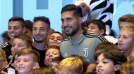Juventus apresenta reforço, mas o foco esteve em Cristiano Ronaldo