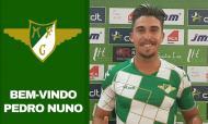 Pedro Nuno (twitter Moreirense)