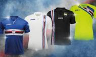 Equipamento Sampdoria