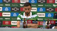 Bruno Fernandes, a carta de rescisão e o novo Sporting