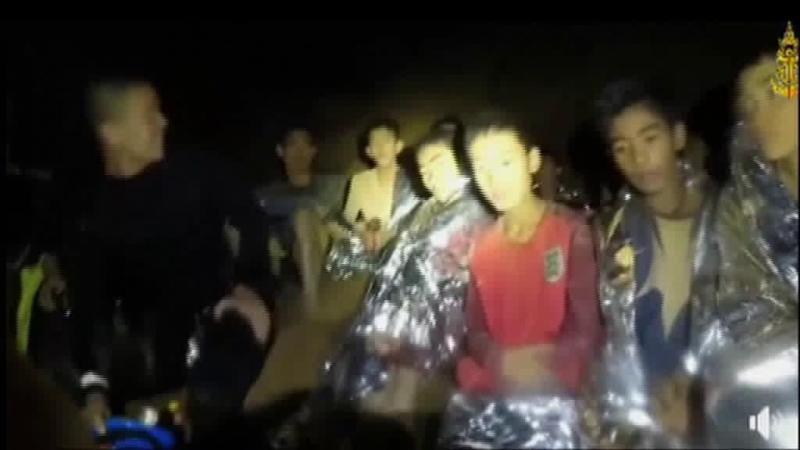 Tailândia: dois rapazes com infeções pulmonares