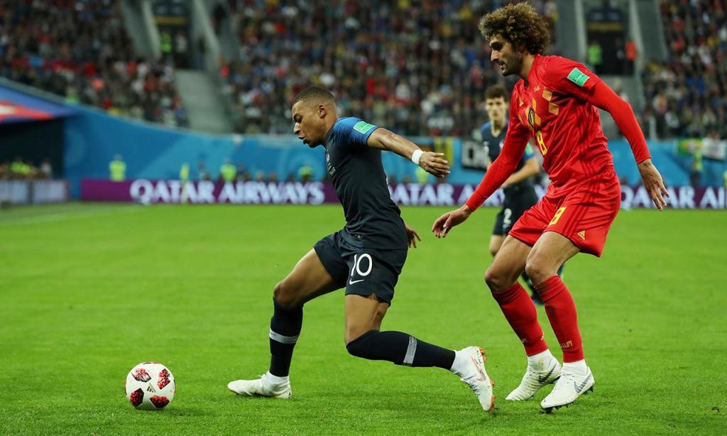 França-Bélgica