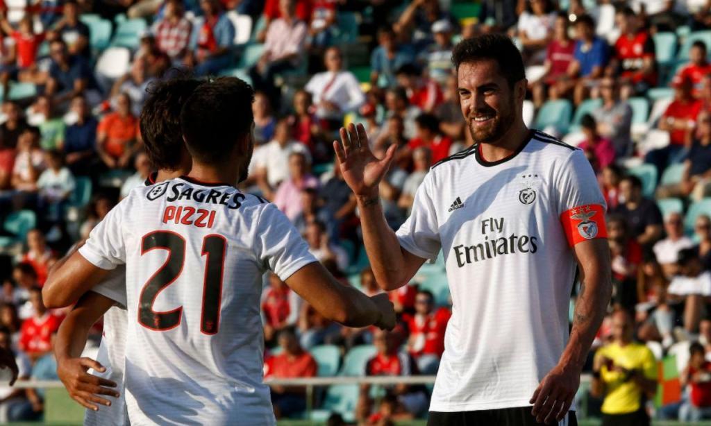 Benfica bateu Napredak