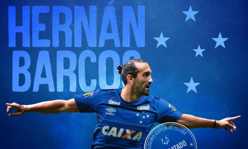 Barcos (twitter Cruzeiro)