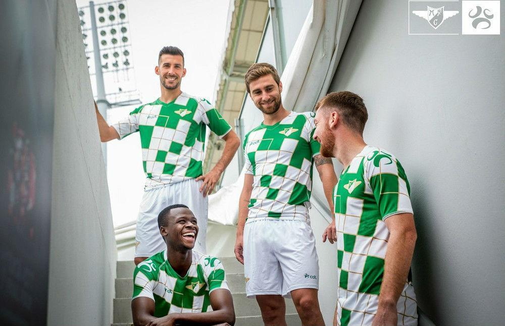 Moreirense: o equipamento principal para 2018/19