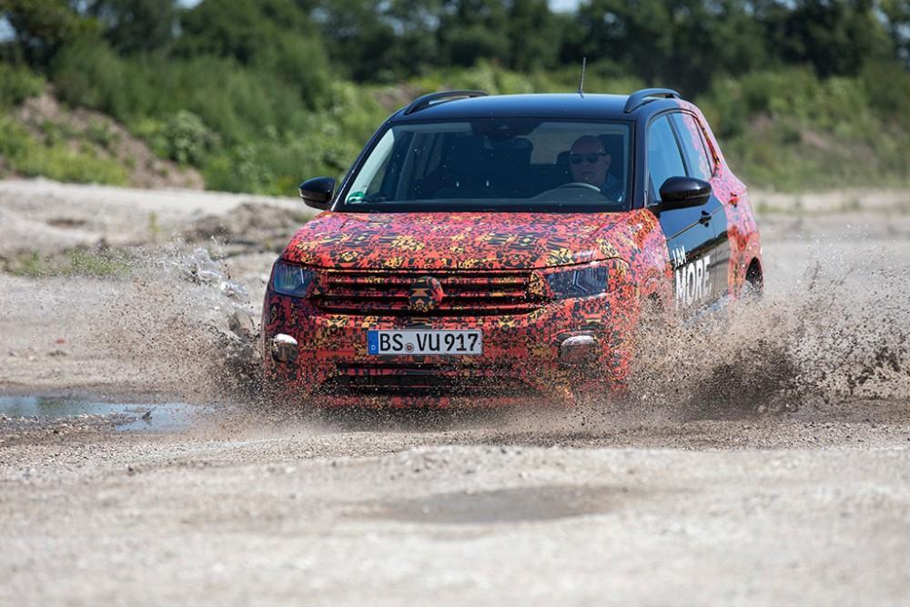 Novo Volkswagen T-Cross