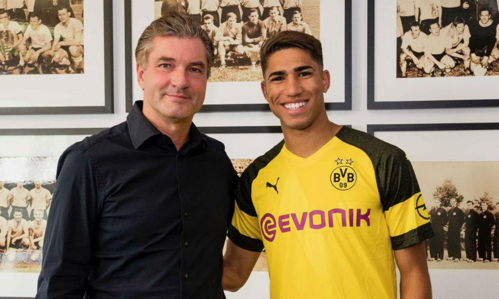Achraf (twitter Dortmund)
