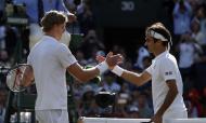 Kevin Anderson bateu Federer
