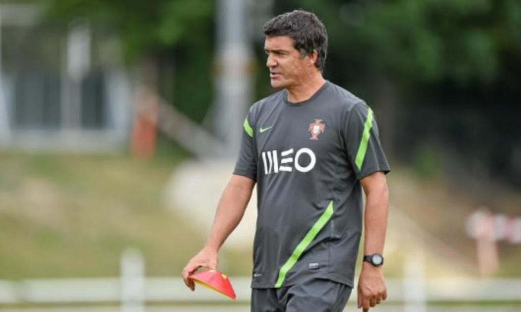Hélio Sousa (foto FPF)
