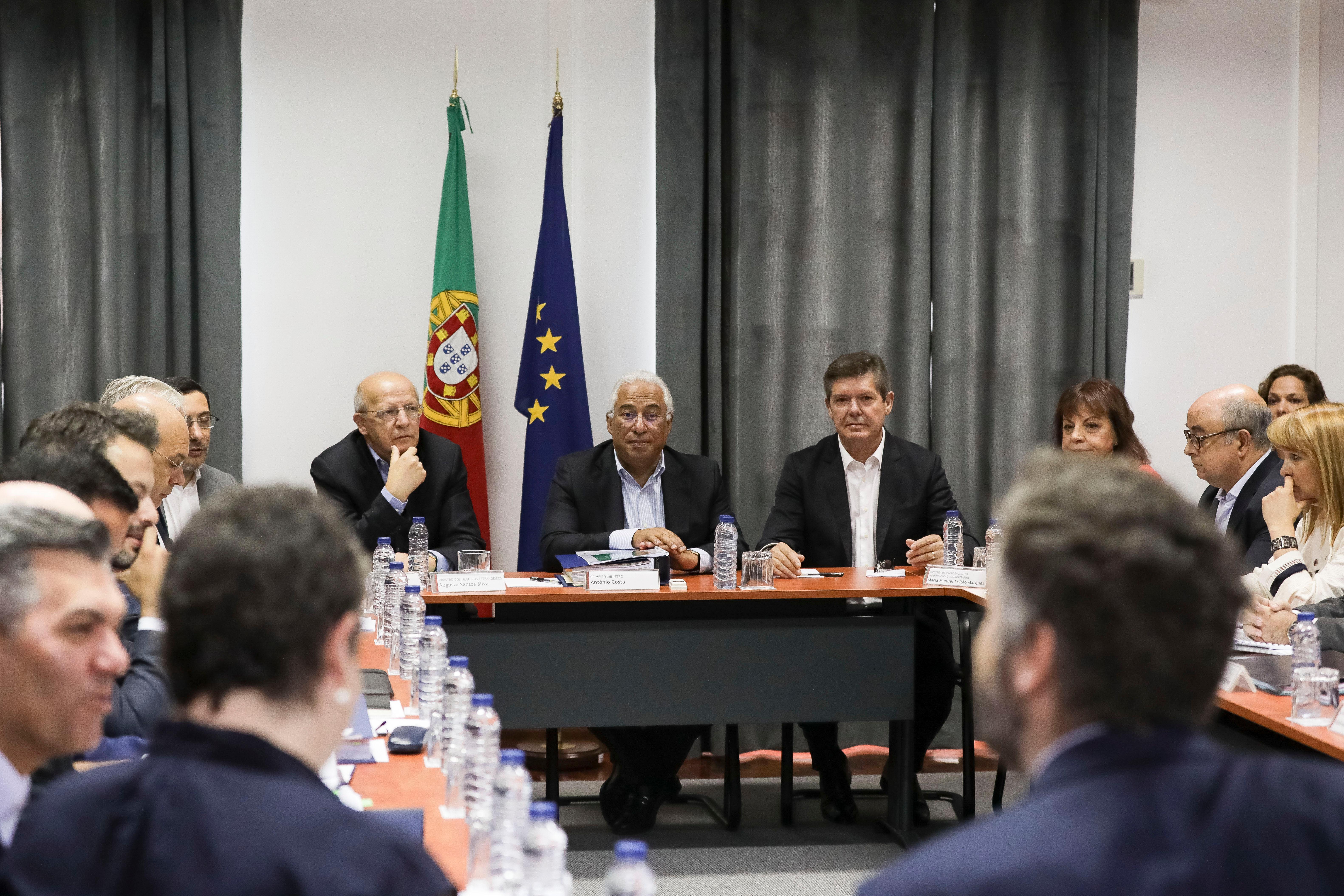 Conselho de Ministros extraordinário