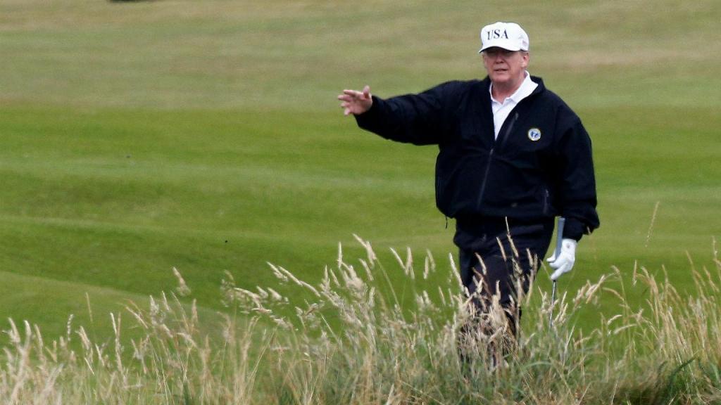 Donald Trump no Reino Unido