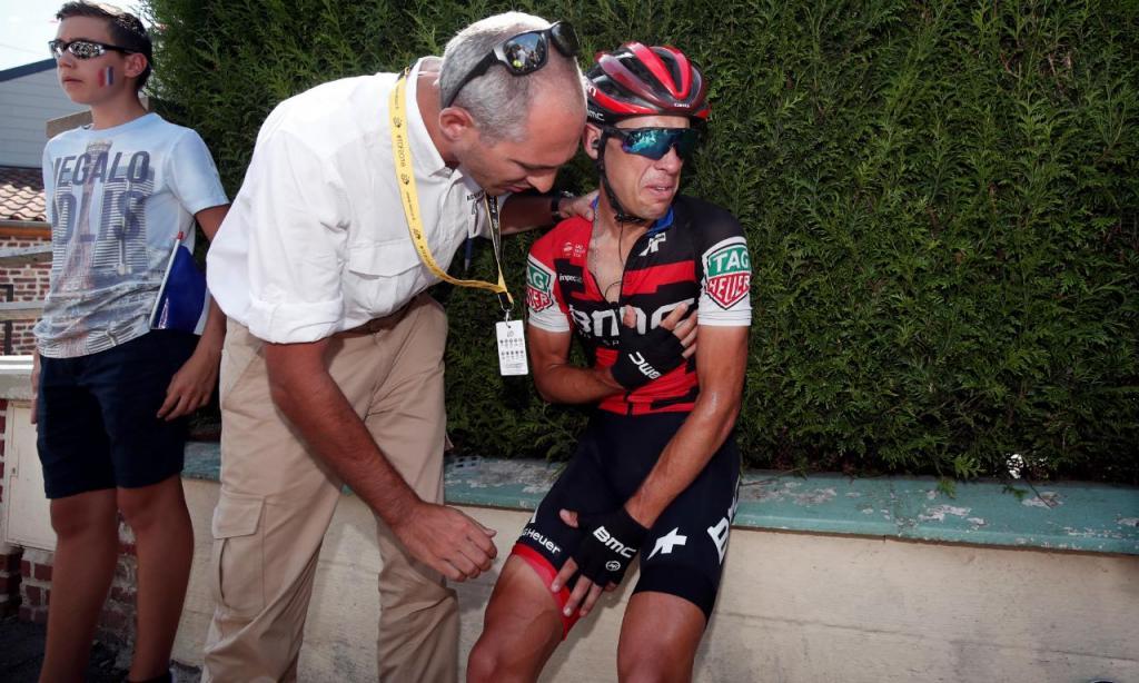Richie Porte (REUTERS/Benoit Tessier)