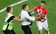 França-Croácia (invasão de campo)