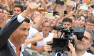 Cristiano Ronaldo (Reuters)