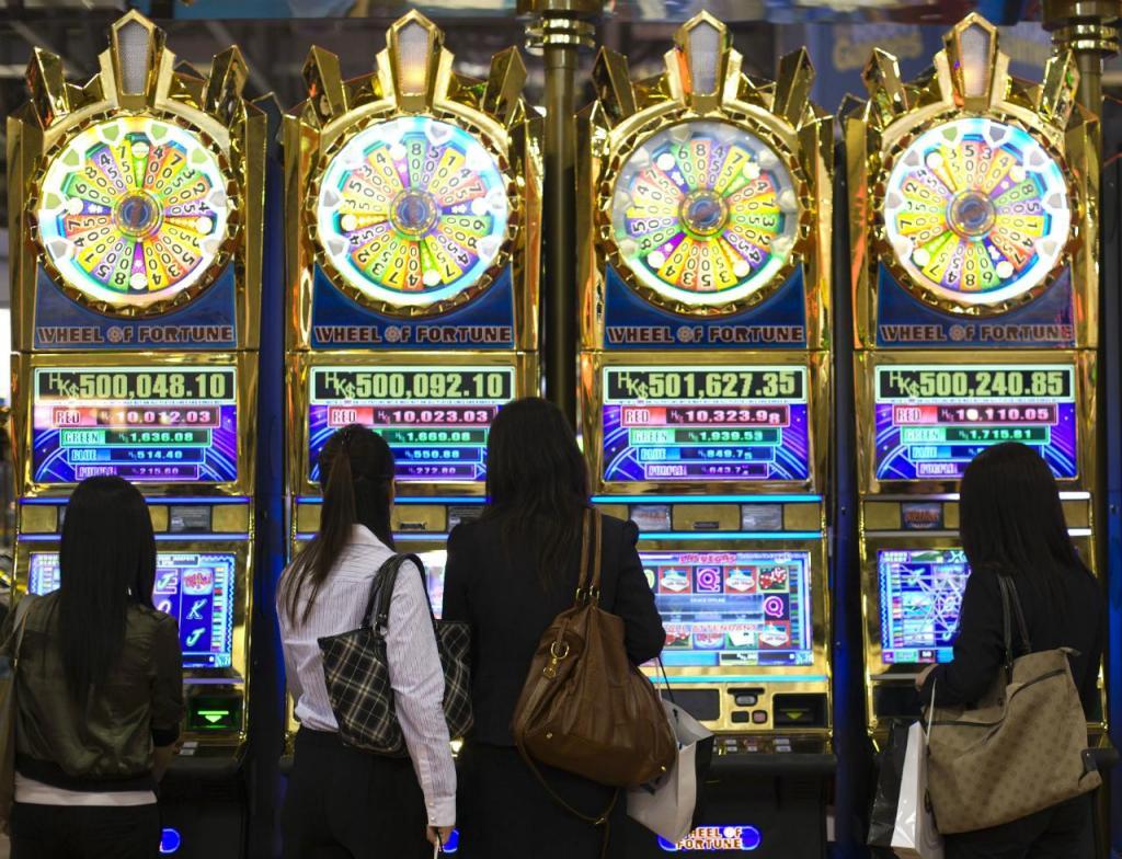 Macau - Casino (arquivo)