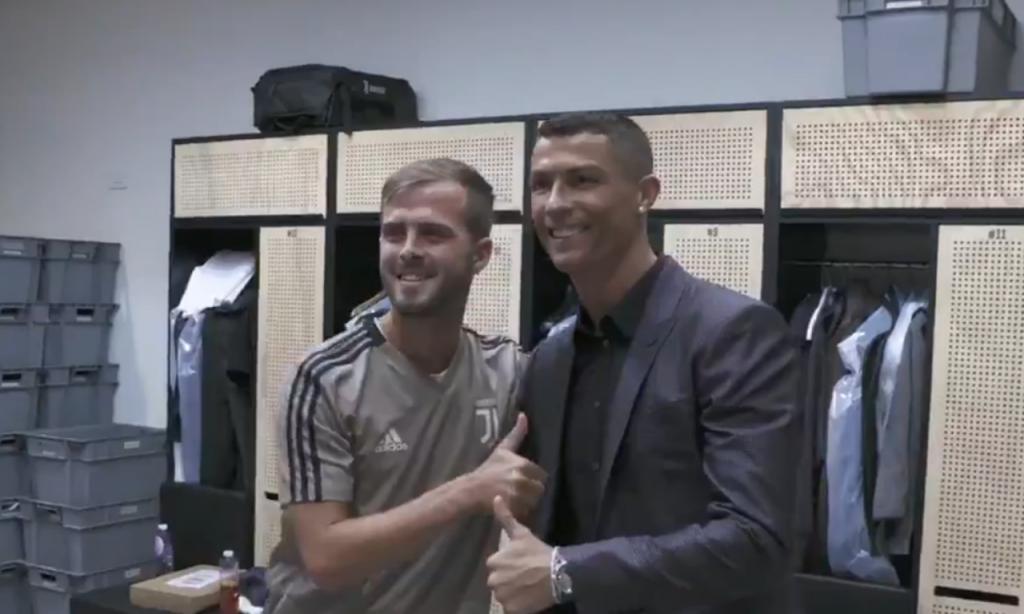 Ronaldo (twitter Juventus)