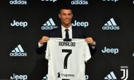 Cristiano Ronaldo (Fonte: Juventus)