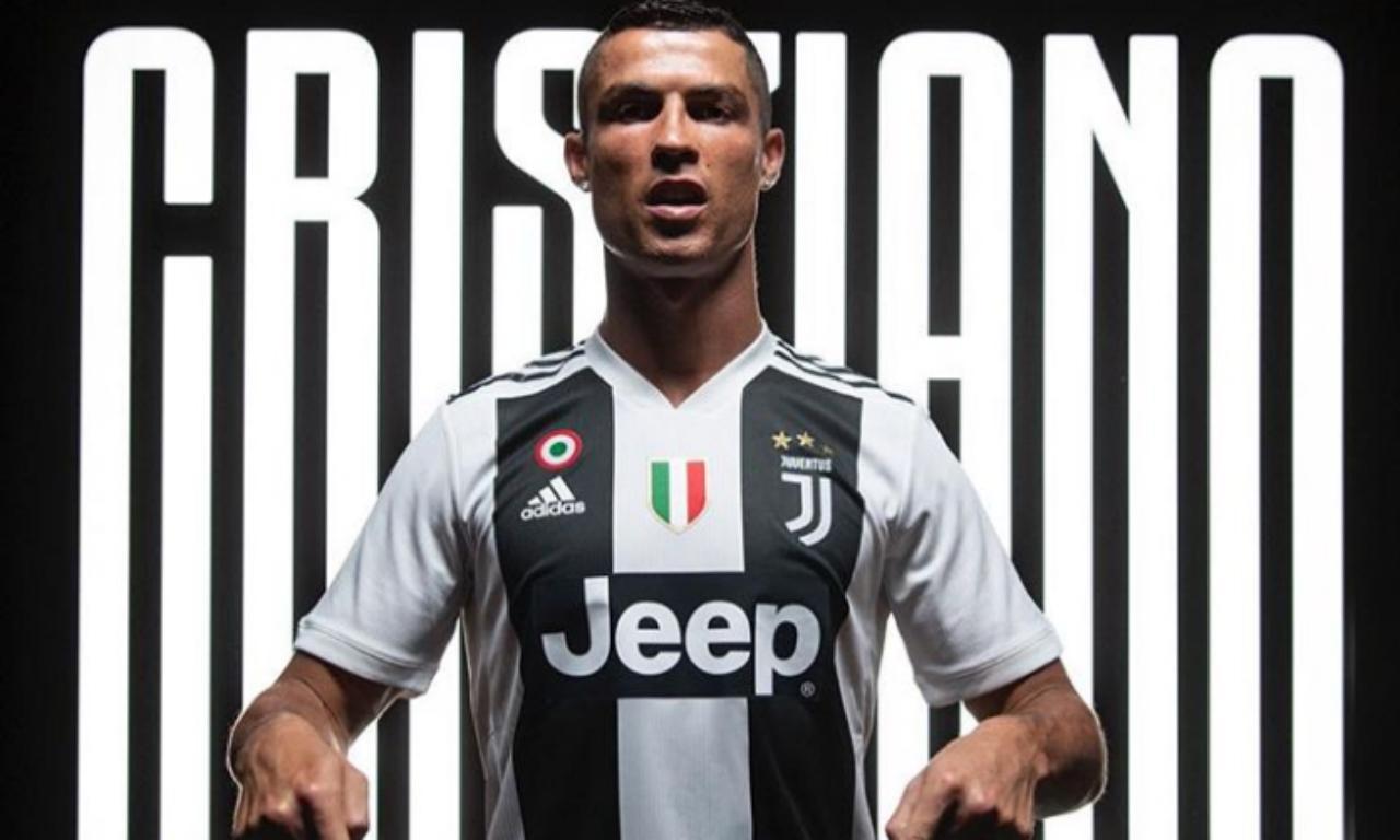 37f926b60a VÍDEO  o primeiro golo de Cristiano Ronaldo na Juventus ...
