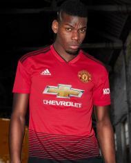 Novos equipamentos do Manchester United (foto Manchester United)