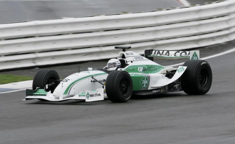 Ricardo Patrese - GP Masters, 2006 (Reuters)