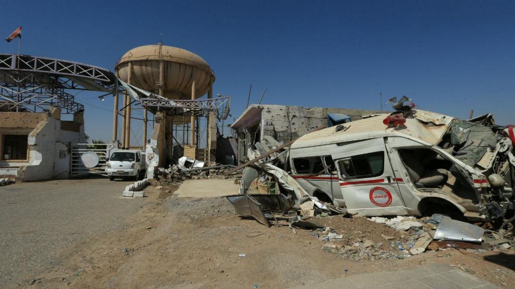 Mosul, um ano depois