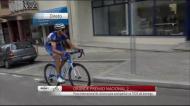 Raul Alarcón, da W52-FC Porto vence 1.ª etapa do Grande Prémio de Ciclismo