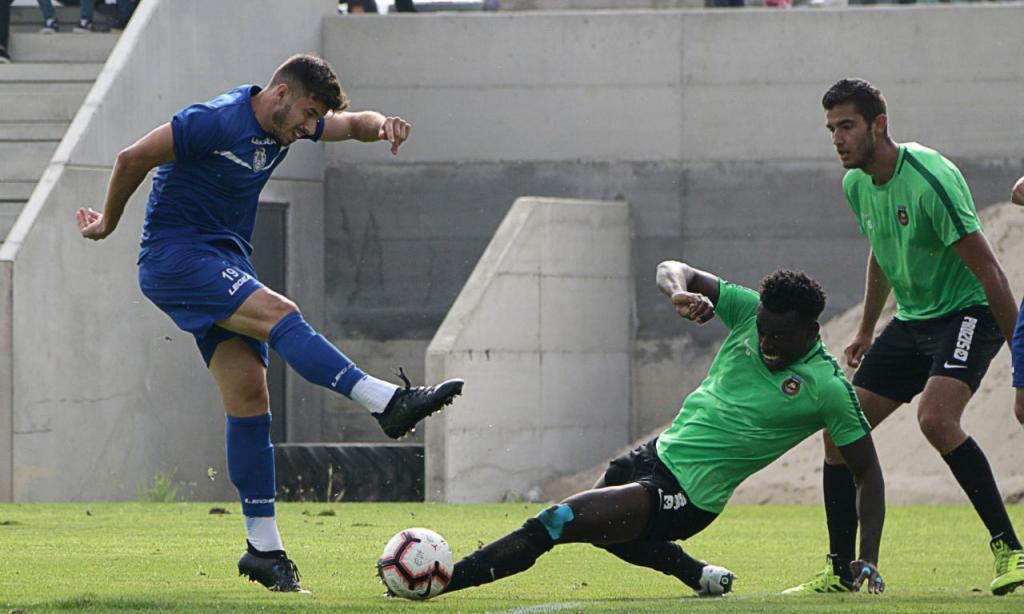 Feirense-Rio Ave (0-1) | Jogo de preparação