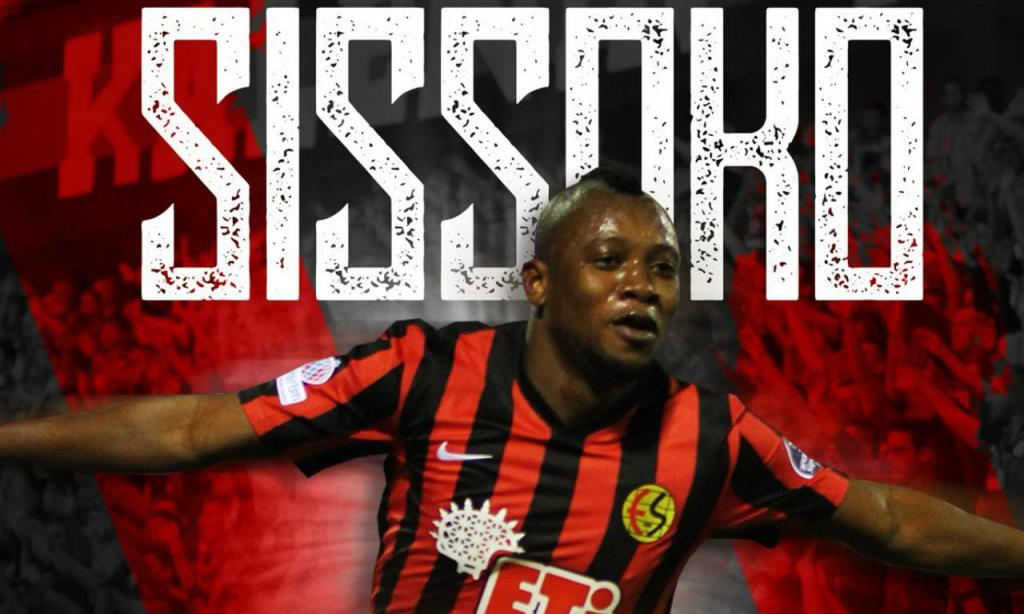 Ibrahim Sissoko (foto Eskisehirspor)