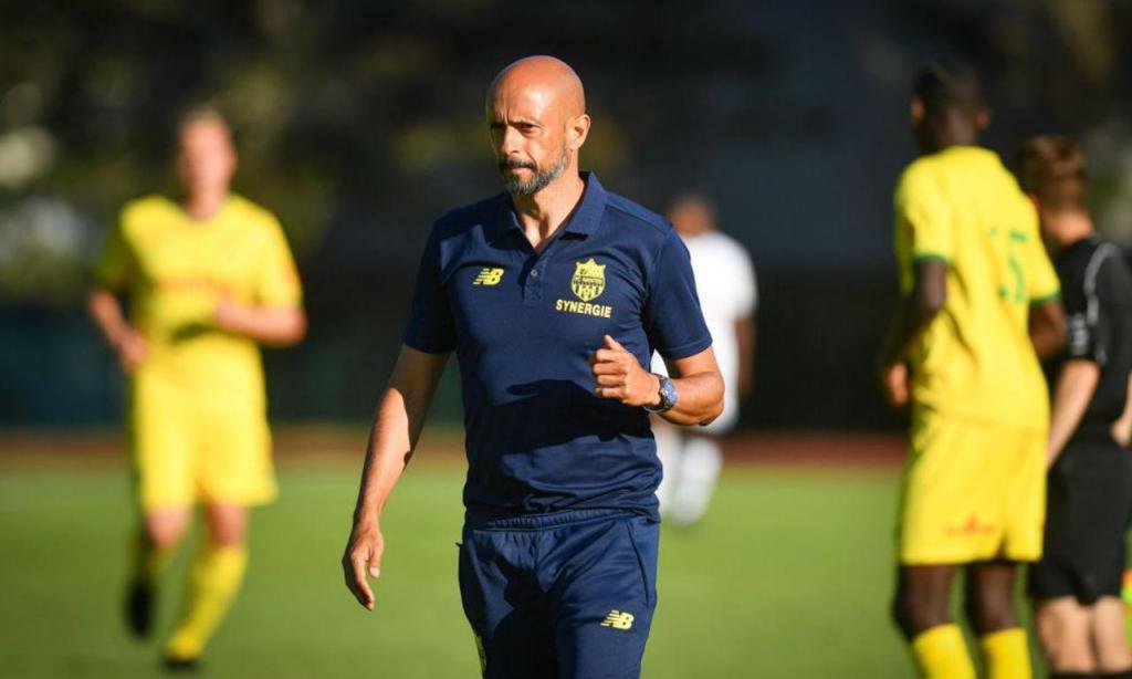 Miguel Cardoso (Fonte: FC Nantes)