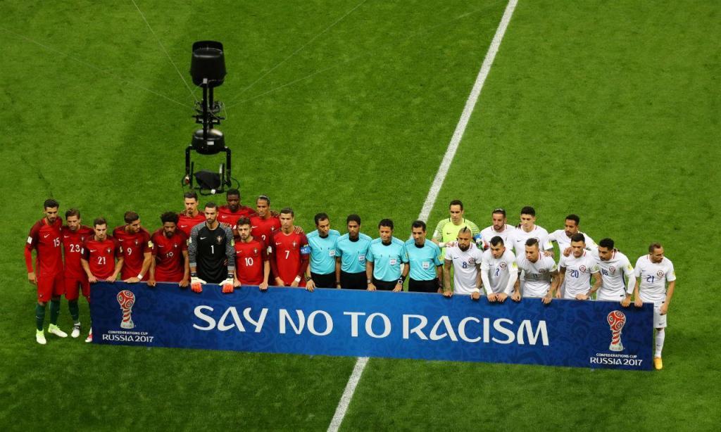 Racismo - reuteurs